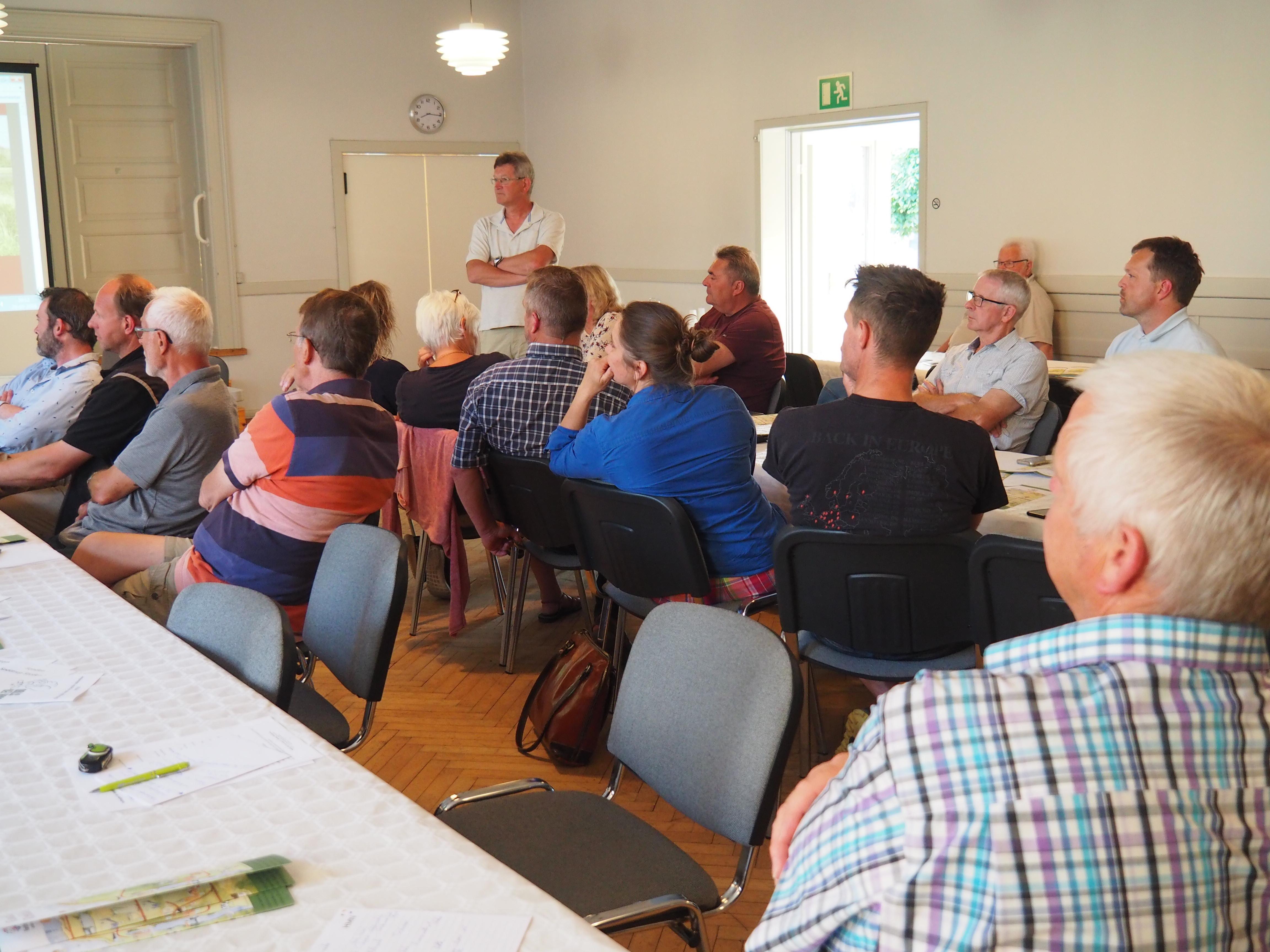 Borgermødet i Rødding 29. maj-18